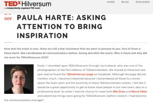 interview TEDxH bovenkant